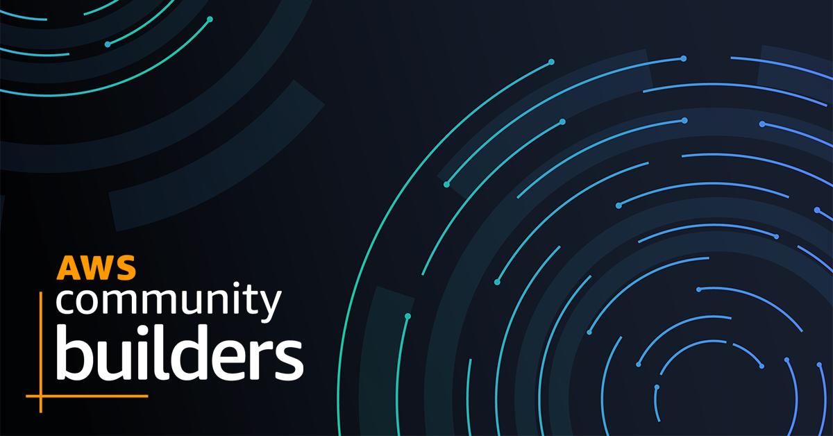 AWS Community Builders